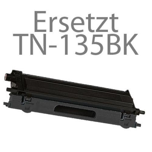 Toner BLT135B, Rebuild für Brother-Drucker mit TN-135 BK