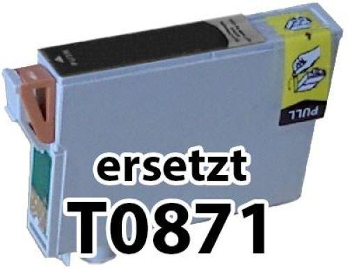 kompatible Druckerpatrone EKT0871 black (schwarz)