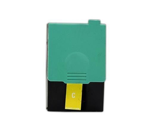 Toner LLC540Y, Rebuild für Lexmark-Drucker, ersetzt 0C540H1YG