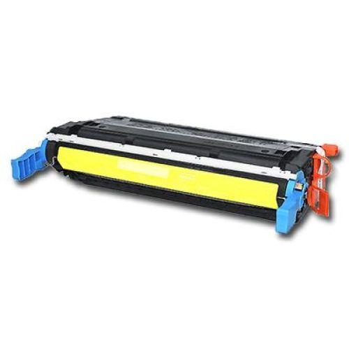 Toner HLT4600Y, Rebuild für HP-Drucker, ersetzt C9722A