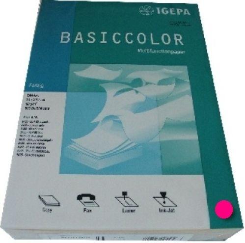 Multifunktionspapier intensivrosa A4 80g 500 Blatt