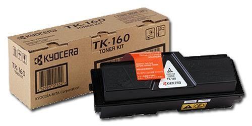 Toner Original black Kyocera TK-160   2.500 Seiten