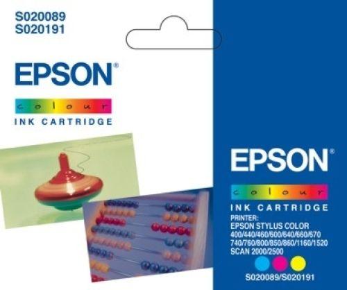 original Tintenpatrone Farbe, Art TPE520