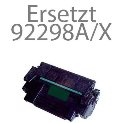 Toner HL4 (CLEPE), Rebuild für HP-Drucker, ersetzt HP 92298A/X