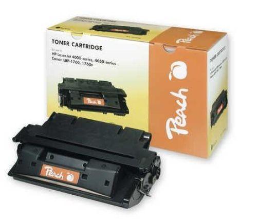 Peach Tonermodul schwarz, kompatibel zu TN9500, EP-52, C4127X