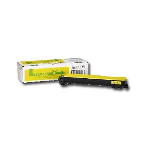 Toner Original yellow Kyocera TK-550Y, 6.000 Seiten