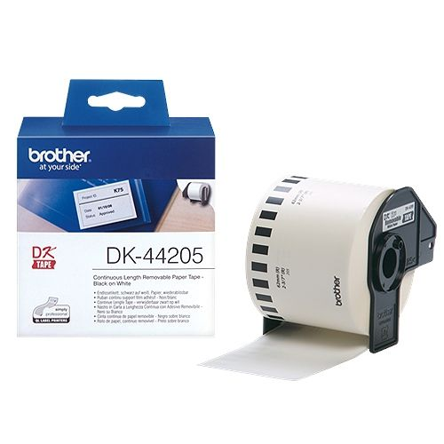 brother DK-44205, DK-Tape, 62 mm x 30,48 m