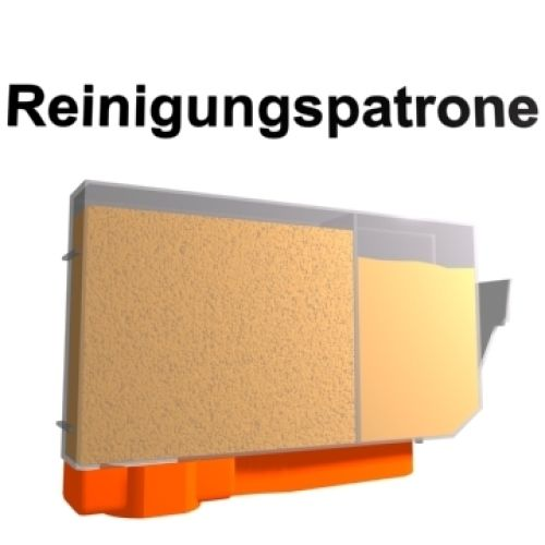 Reinigungspatrone Yellow, Art TPc-s400rye