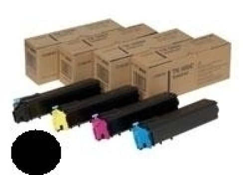Toner Original black Kyocera TK-810K, 20.000 Seiten, schwarz