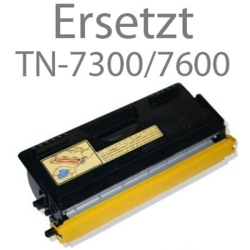 Toner BLT7600, Rebuild für Brother-Drucker mit TN-7300, TN-7600