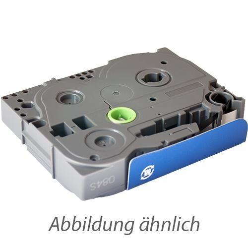 brother Schriftbandkassette TZe-FX211, 6 mm x 8 m, Flexi