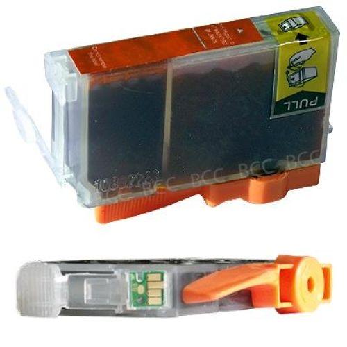 * Druckpatrone rot mit Chip, kompatibel, Art CK8R -Chip