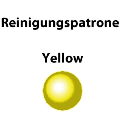 Reinigungspatrone Yellow, Art TPErx420rye