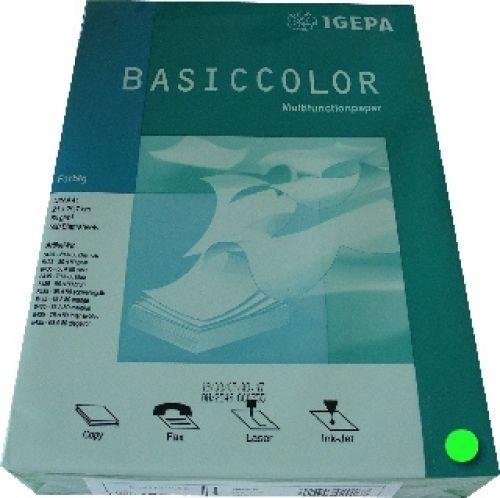 Multifunktionspapier grün A4 160g 250 Blatt