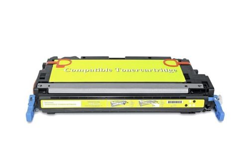 Toner CL711Y, Rebuild für Canon-Drucker, 6.000 Seiten, yellow