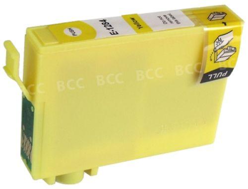kompatible Druckerpatrone EKT1284 yellow (gelb)