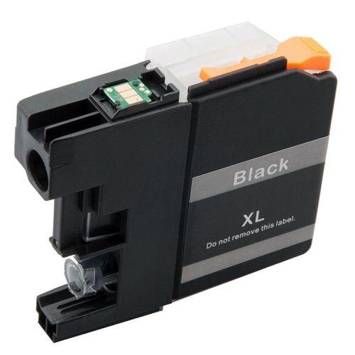 Druckerpatrone black mit Chip für Brother, Typ BK121B-Chip