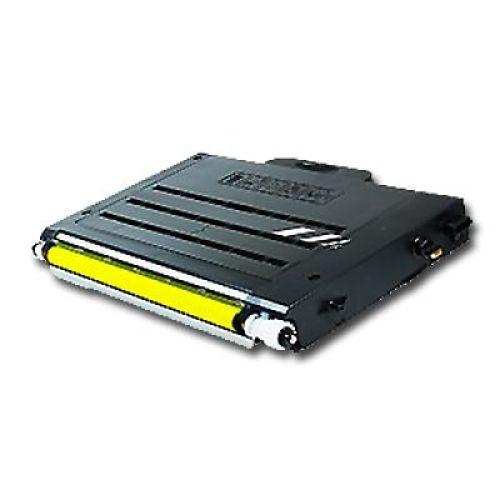 Toner SLT510Y, Rebuild für Samsung-Drucker, ersetzt CLP-510 D5Y/