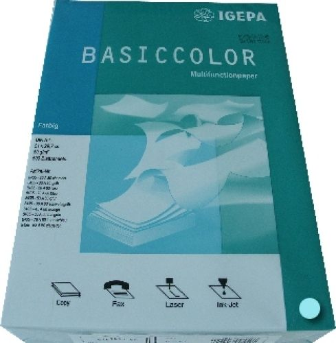 Multifunktionspapier blau A4 80g 500 Blatt