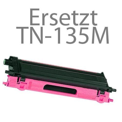 Toner BLT135M, Rebuild für Brother-Drucker mit TN-135 M