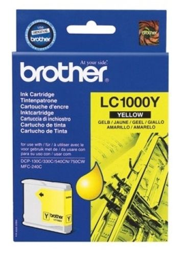 Originalpatrone LC-1000Y, yellow
