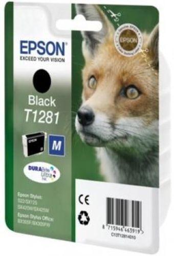 Originalpatrone Epson T128140, schwarz | EO-TP1281