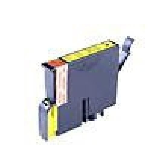 kompatible Druckerpatrone Yellow/gelb, Art TPEc70ye