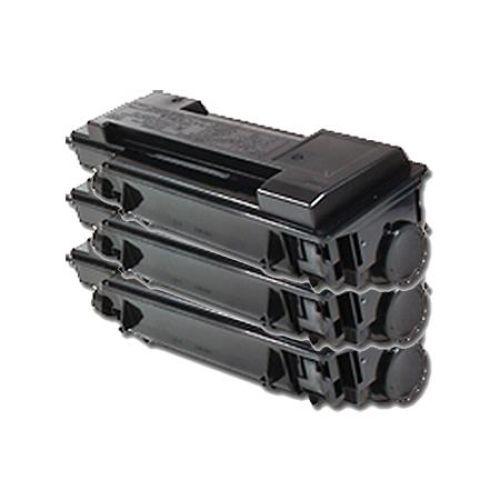 Toner-Set: 3 x schwarz, alternativ zu Kyocera TK-340