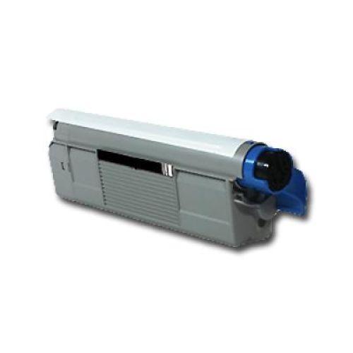 Toner OLC5600B, black, Rebuild für Oki-Drucker, ersetzt 43324408