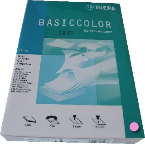 Multifunktionspapier rosa A4 80g 500 Blatt