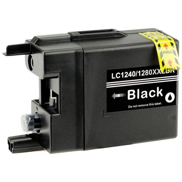 Druckpatrone für Brother, Typ BK1280BK, black