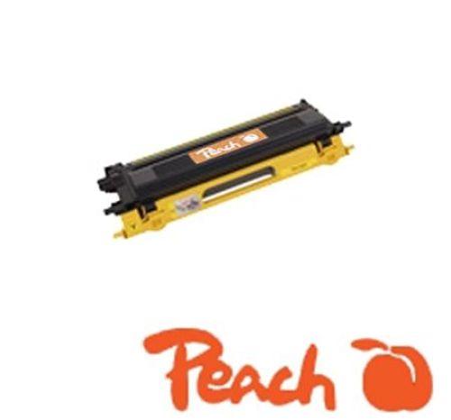 Peach Tonermodul gelb kompatibel zu TN135Y